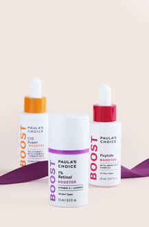 Advanced anti-aging booster set