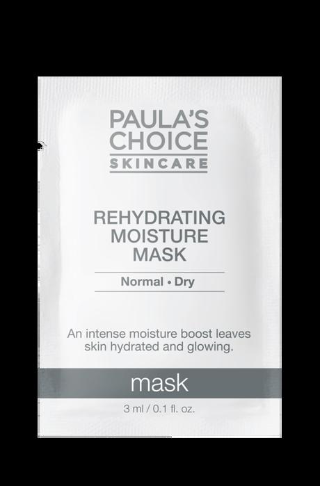 Rehydrating Moisture Mask Sample