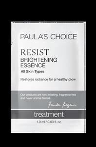 Resist Anti-Aging Brightening Essence Sample