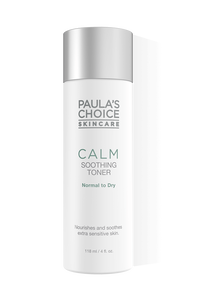 Calm Soothing Toner normal to dry skin Full size