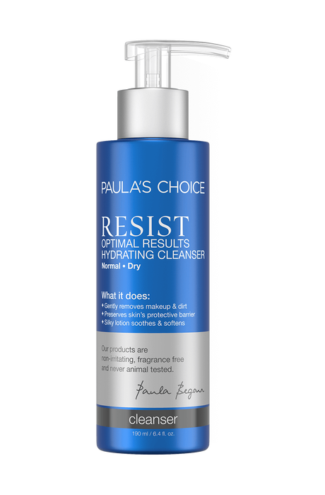 Resist Anti-Aging Optimal Results Hydrating Cleanser Full size