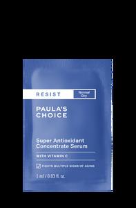 Resist Anti-Aging Super Antioxidant Concentrate Serum Sample