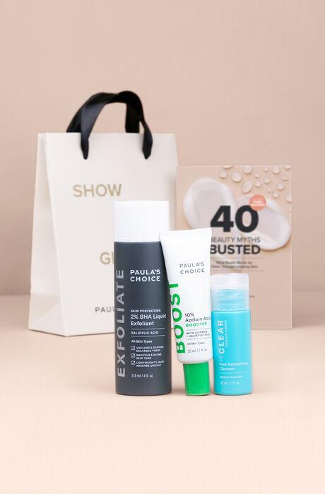Blemish Control Skincare Gift Set