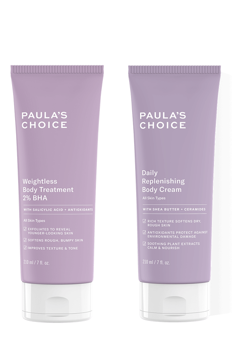 Power Duo Reduce blemishes and Hydrate