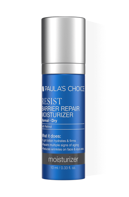 Resist Anti-Aging Barrier Repair Moisturizer with Retinol Trial Size
