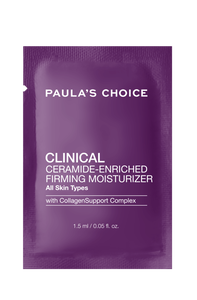 Clinical Ceramide-Enriched Firming Moisturizer Sample