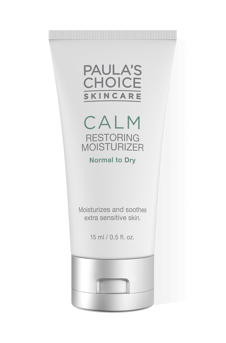Calm Restoring Moisturizer normal to dry skin