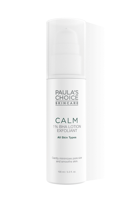 Calm 1 procent BHA Lotion Exfoliant Full size