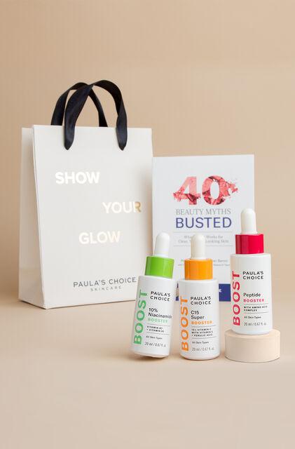 Boost & Refine Gift Set