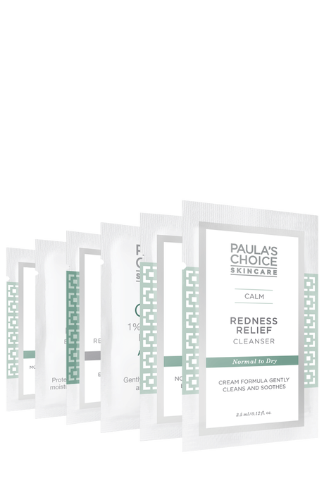 Calm Redness Relief Normal to Dry Skin Sampleset