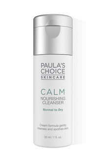Calm Nourishing Cream Cleanser - Travel size