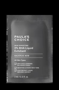 Skin Perfecting BHA Liquid Exfoliant Sample