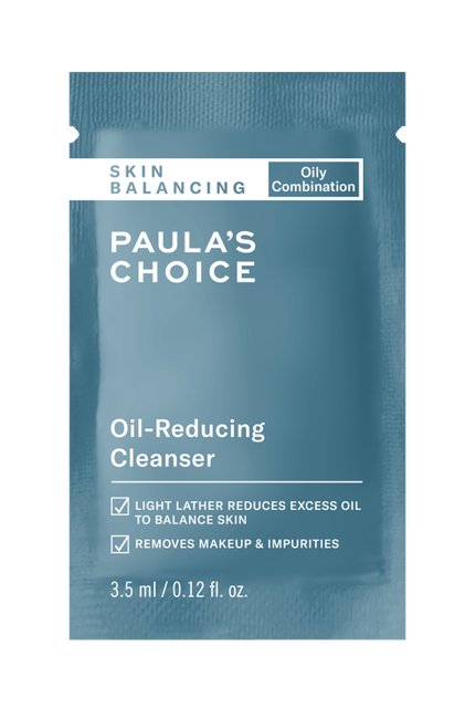 Skin Balancing Oil-Reducing Cleanser Sample