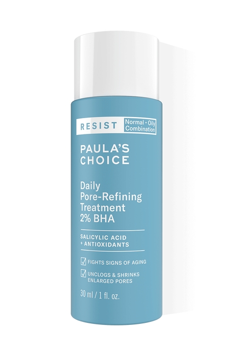 Resist Anti-Aging Daily Pore-Refining Treatment BHA Trial Size