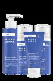 Resist Anti-Aging Set - Dry skin
