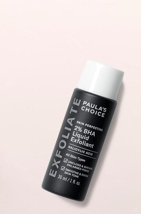 Skin Perfecting BHA Liquid Exfoliant Travel Size