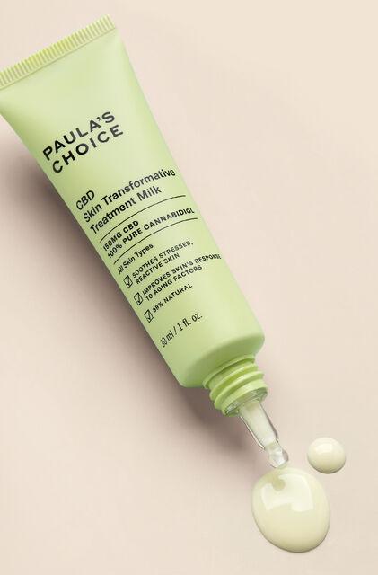 CBD Skin Transformative Treatment Milk Full Size