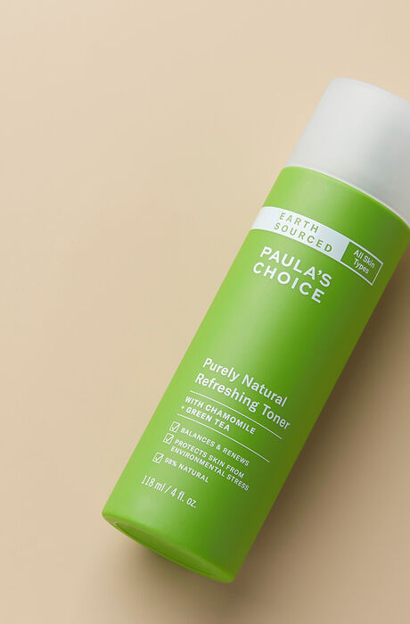 Earth Sourced Perfectly Natural Refreshing Toner Full size