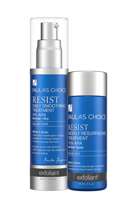 Resist Anti-Aging AHA Exfoliant Set