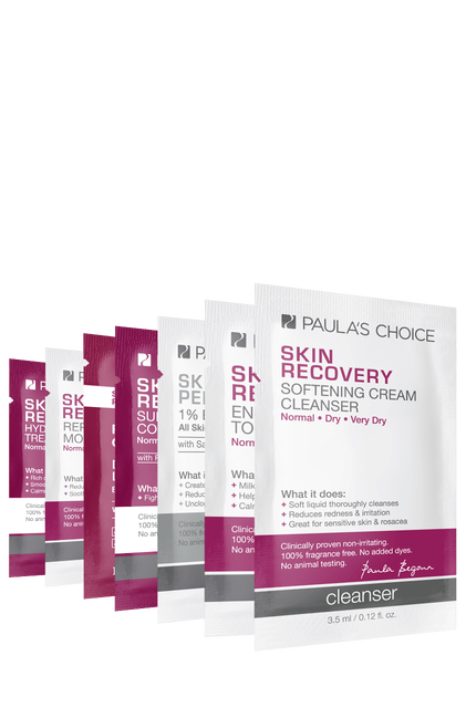 Skin Recovery Sampleset