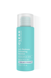 Clear Regular Strength Anti-Redness Exfoliating Solution Salicylic Acid
