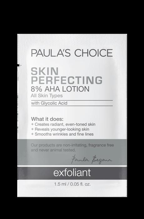 Skin Perfecting AHA Lotion Exfoliant Sample