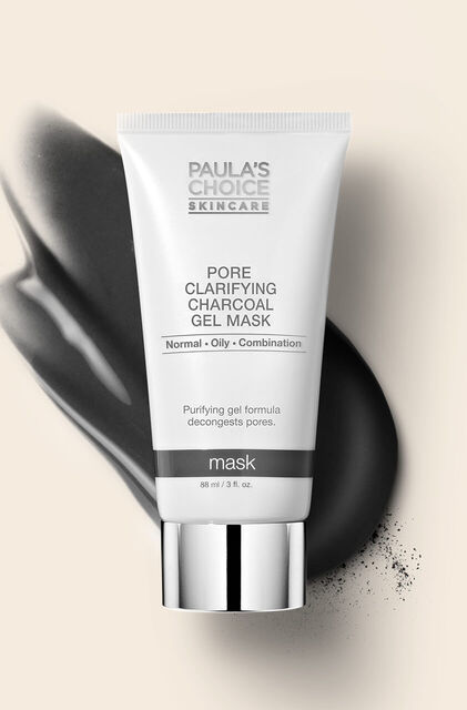 Pore Clarifying Charcoal Gel Mask Full Size