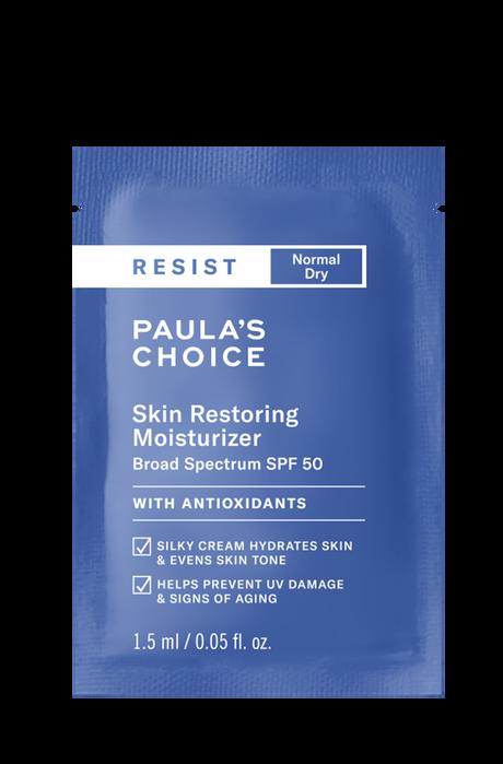 Resist Anti-Aging Skin Restoring Moisturizer Sample