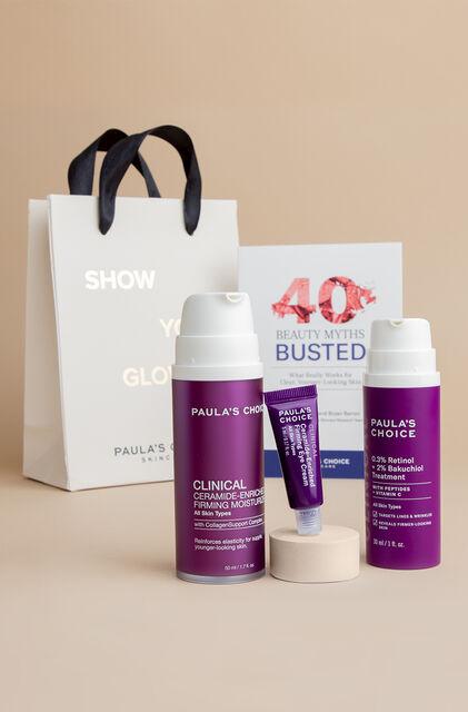 Geschenkset tegen huidveroudering