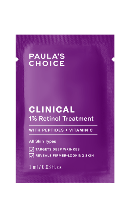 Clinical Retinol Treatment Sample